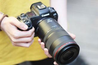 1.4X放大率 佳能RF100mm F2.8 L MACRO IS USM上手实拍