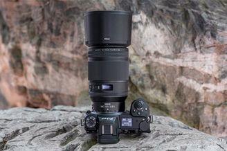 尼康百微镜头Z微距105mm f/2.8 VR S外观图赏