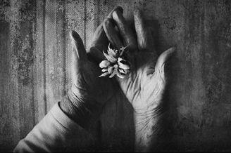 大胆黑白肖像塑造人物精神世界