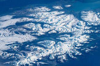 上帝视角俯瞰美国国家公园