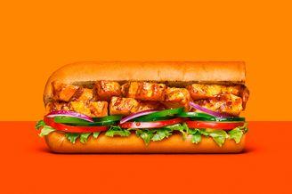SuBway快餐视觉美味