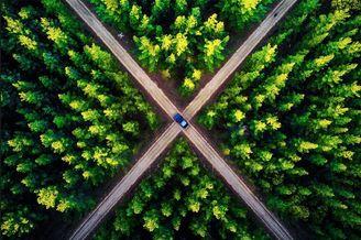 创意十足的景观摄影