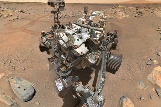 毅力号火星车单日行驶167米
