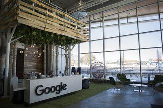 耗资1.31亿美元的谷歌新园区