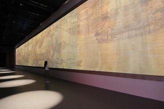 《清明上河图3.0》故宫开幕 情境体验带你穿越千年