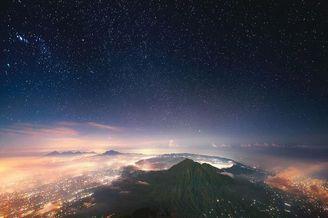 盘点全球最美火山风光