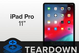 11英寸iPad Pro拆解