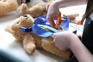 精致的遗产!英国泰迪熊工厂