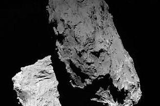 罗塞塔?#30424;?#27979;器揭示67P彗星