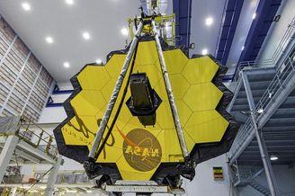 韦伯望远镜为太空旅行做准备