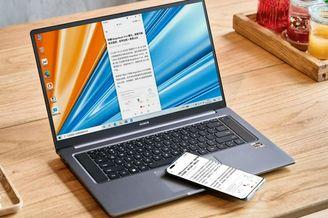 荣耀MagicBook 16 Pro图赏:轻薄机身,144Hz电竞屏幕