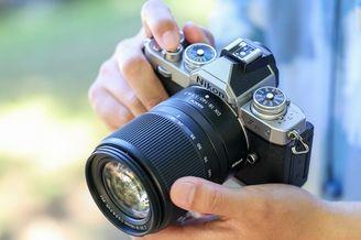 小巧轻便 尼克尔Z DX 18-140mm镜头外观图赏