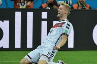 进球视频-德国断球反击妙传 许尔勒无心杂耍破门