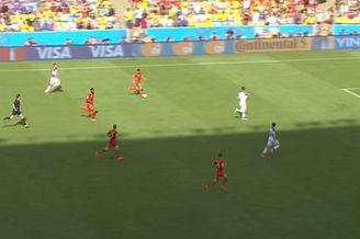 视频-比利时犀利反击4打2 妖锋推射被挡险定胜局