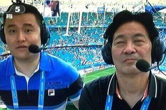 视频-朱广沪:为实现足球世界杯梦 共同努力工作