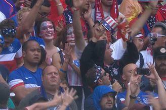 视频-球迷看台焦急等待 期盼小组出线实现美国梦