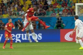 视频-欧洲红魔连续空袭造险 妖锋头球吊门中横梁