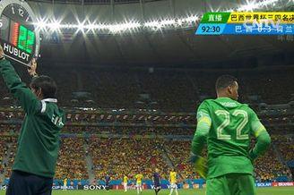 视频-荷兰终场前再换门将 沃尔姆亮相23人全登场