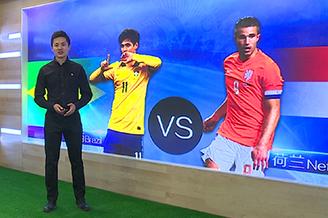 视频-清扬冠军速递第27期 荷兰横扫巴西获季军