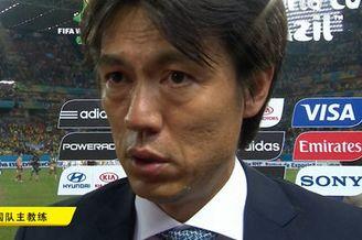 视频-韩国主帅洪明甫:队员们表现的非常好