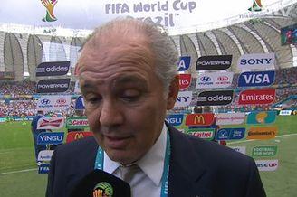 视频-阿主帅:防守还要加强 淘汰赛谁来都行