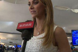 视频-新浪专访墨西哥美女记者:巴西无法夺冠