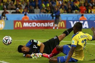 视频集锦-妖锋双响引领逆转 厄瓜多尔2-1洪都拉斯