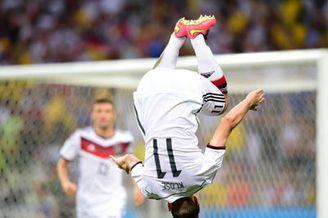 视频集锦-克洛泽进球救主平大罗纪录 德国2-2加纳