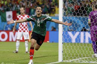 视频集锦-队长传射小豌豆破门 墨西哥3-1克罗地亚