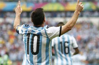 视频集锦-梅西2球小将两度扳平 阿根廷3-2尼日利亚