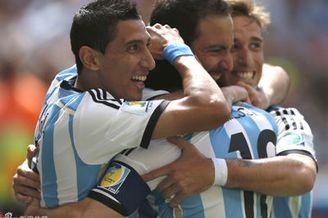 视频集锦-伊瓜因破门天使伤退 阿根廷1-0比利时
