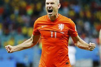 视频集锦-斯内德2中门框 荷兰4-3点杀哥斯达黎加