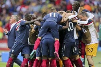 视频录播-世界杯E组小组赛 法国v洪都拉斯上半场