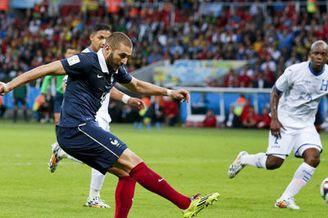 视频录播-世界杯E组小组赛 法国v洪都拉斯下半场