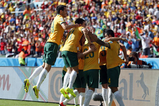 视频录播-世界杯B组次轮 澳大利亚VS荷兰上半场