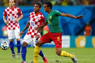 视频录播-世界杯A组次轮 喀麦隆VS克罗地亚上半场