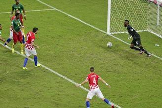 视频录播-世界杯A组次轮 喀麦隆VS克罗地亚下半场