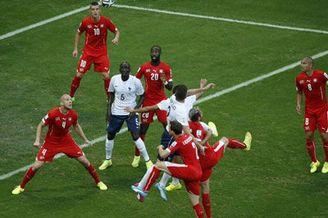 视频录播-世界杯E组次轮 瑞士VS法国上半场