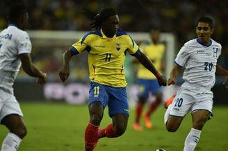 视频录播-世界杯E组次轮 洪都拉斯VS厄瓜多尔上半场