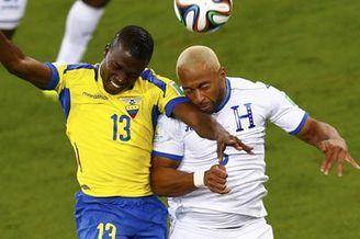视频录播-世界杯E组次轮 洪都拉斯VS厄瓜多尔下半场