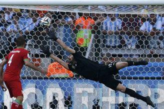 视频录播-世界杯F组次轮 阿根廷VS伊朗下半场