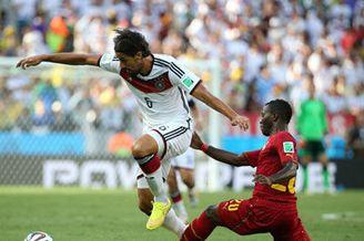 视频录播-世界杯G组次轮 德国VS加纳上半场