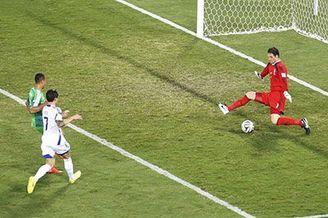 视频录播-世界杯F组次轮 尼日利亚VS波黑上半场