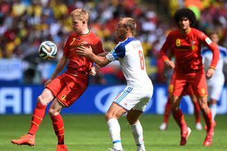 视频录播-世界杯H组次轮比利时V俄罗斯 下半场