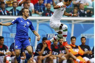 视频录播-世界杯F组末轮 波黑VS伊朗下半场