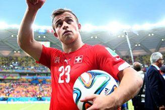 视频录播-世界杯E组末轮 瑞士VS洪都拉斯上半场