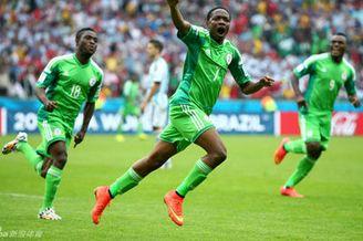 视频录播-世界杯F组末轮 阿根廷V尼日利亚上半场