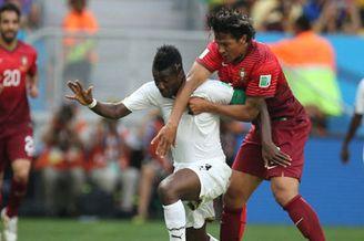 视频录播-世界杯G组末轮 葡萄牙VS加纳下半场