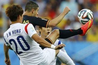 视频录播-世界杯H组末轮 韩国VS比利时上半场