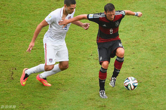 视频录播-世界杯G组末轮 美国VS德国上半场
